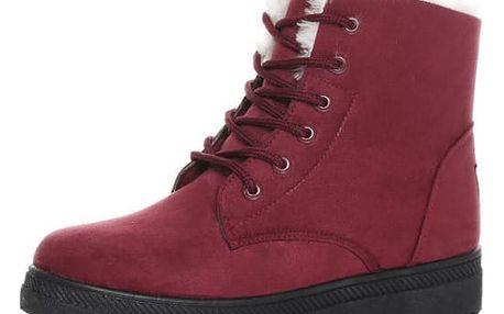 Dámské zimní boty 35-44