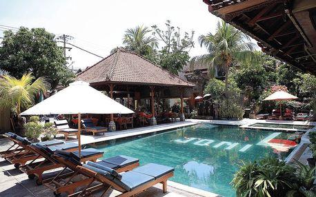Bali - na 8 dní, snídaně s dopravou letecky z Prahy