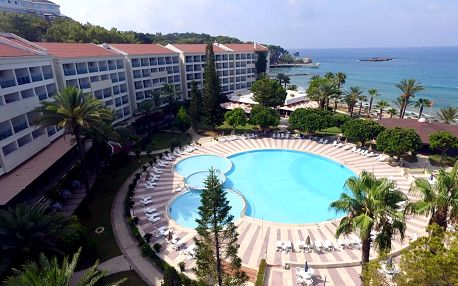 Turecko - Alanya na 4 až 5 dní, all inclusive s dopravou letecky z Prahy přímo na pláži