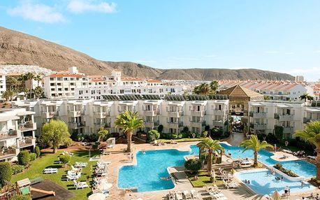 Kanárské ostrovy - Tenerife na 8 dní, polopenze, snídaně nebo bez stravy s dopravou letecky