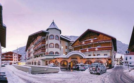 Rakousko - Tyrol na 5 dní, polopenze s dopravou vlastní