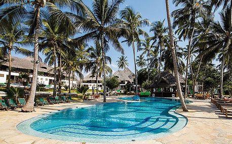Paradise Beach Resort - Tanzanie, Zanzibar