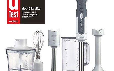Kenwood Triblade HDP408WH šedý/bílý