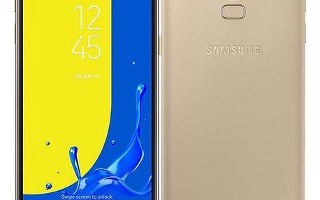 Samsung Galaxy J6 Dual SIM zlatý (SM-J600FZDUXEZ)