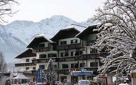 Rakousko - Dachstein West na 7 dní, polopenze s dopravou vlastní 3 km od pláže