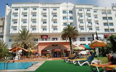 Maroko - Agadir na 8 dní, snídaně s dopravou katovice 200 m od pláže
