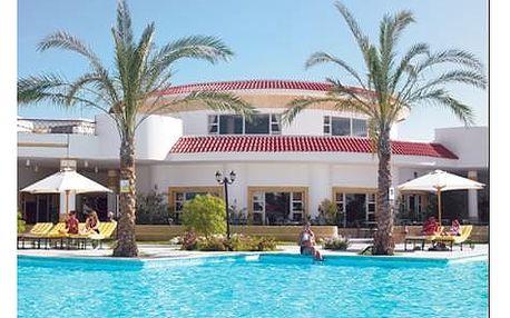 Egypt - Sharm El Sheikh na 8 dní, all inclusive s dopravou letecky z Prahy 300 m od pláže