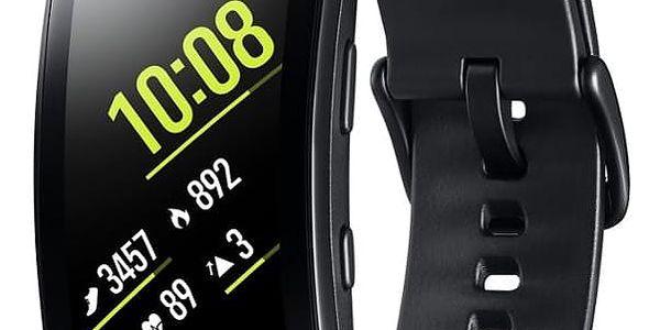 Fitness náramek Samsung Gear Fit2 Pro vel. L černý (SM-R365NZKAXEZ)3