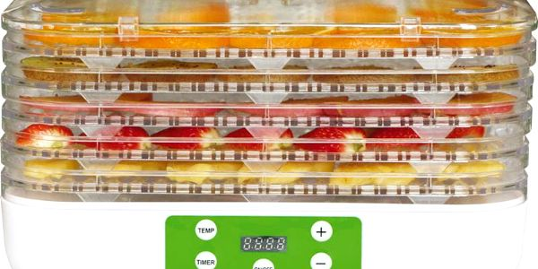 Sušička ovoce Guzzanti GZ 505 bílá2