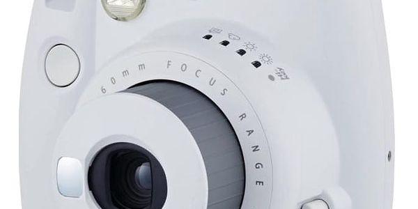 Digitální fotoaparát Fujifilm Instax mini 9 bílý5
