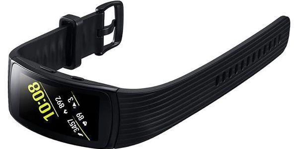 Fitness náramek Samsung Gear Fit2 Pro vel. L černý (SM-R365NZKAXEZ)5
