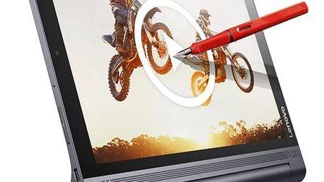 Lenovo Yoga Tablet 3 Pro 10 černý (ZA0F0079CZ)