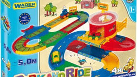 WADER Kid Cars přestupní stanice 5 m 1+ rok