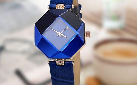 Dámské hodinky s nádherným ciferníkem - 5 barev