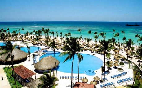 Grand Bahia Principe Bavaro - Dominikánská republika, Punta Cana