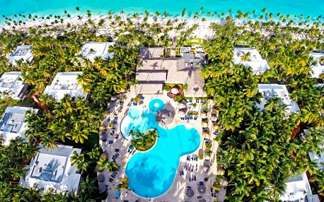 Grand Palladium Bavaro Suites Resort & Spa - Dominikánská republika, Punta Cana