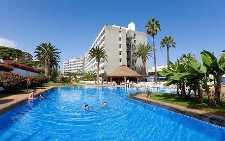 Kanárské ostrovy - Tenerife na 8 dní, all inclusive, polopenze nebo snídaně s dopravou letecky z Vídně