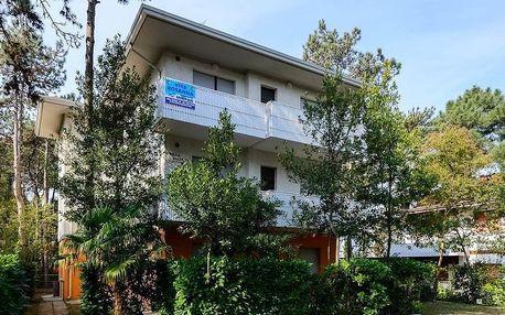 Itálie - Lignano na 8 až 11 dní, bez stravy s dopravou vlastní 100 m od pláže