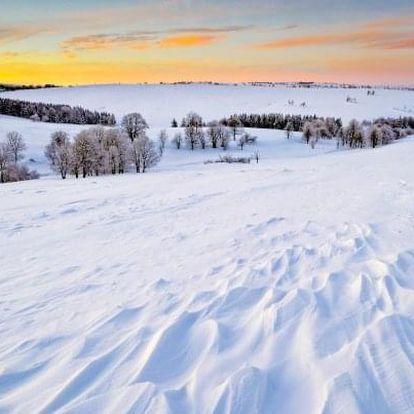 Krušné hory: parádní pobyt u ski areálů