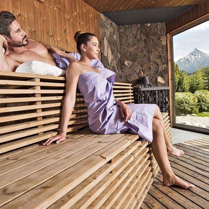 Wellness pobyt v tatranském srubu od zimy do léta