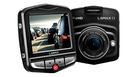 LAMAX C3 černá