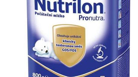 6x NUTRILON 1 ProNutra Good Sleep (800g) - kojenecké mléko