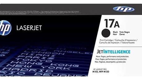 HP 17A, 1600 stran (CF217A)
