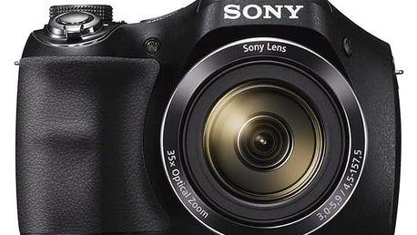 Sony Cyber-shot DSC-H300 černý