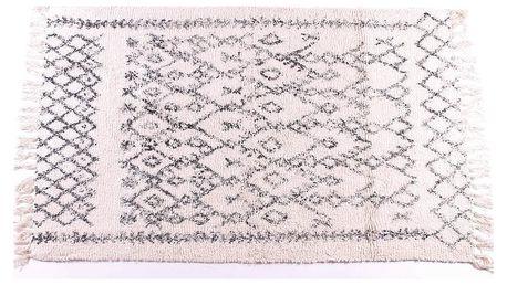 La finesse Bavlněný koberček Tuscany 70 x 120 cm, multi barva, textil