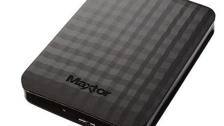 Maxtor M3 Portable 2TB černý (STSHX-M201TCBM)