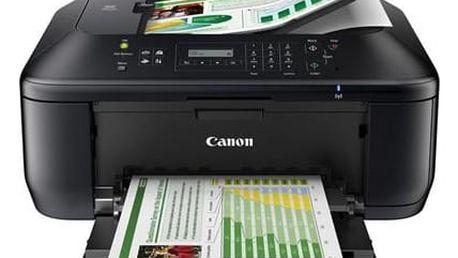 Canon PIXMA MX475 černá A4, 10str./min, 5str./min, 4800 x 1200, 64 MB, WF, USB (8749B009AA)