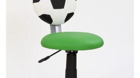 Dětská židle GOOL, zelená