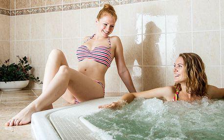 Podzim v Hotelu Adamantino*** u Luhačovické přehrady s wellness