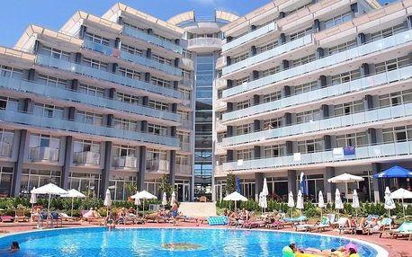 Bulharsko - Slunečné Pobřeží na 6 až 9 dní, all inclusive nebo polopenze s dopravou letecky z Prahy nebo kombinovaná 300 m od pláže