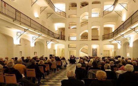 Slavnostní koncert v Českém muzeu hudby
