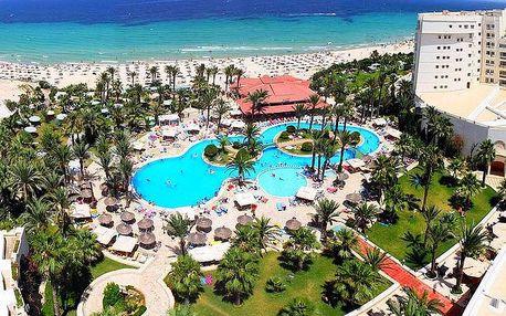 Tunisko - Sousse na 9 dní, all inclusive s dopravou letecky nebo katovice přímo na pláži