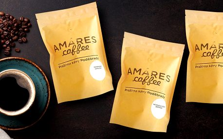 Degustační balíček kávy: 3 druhy po 200 g