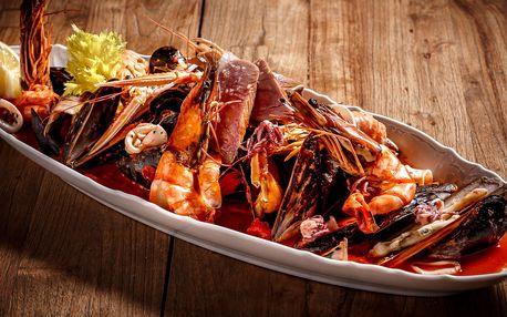 Degustační menu středozemních chutí pro 2 osoby