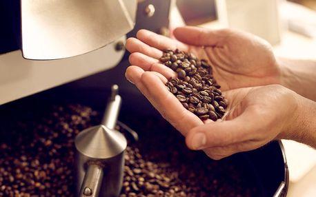 Po stopách kávových zrn: prohlídka pražírny