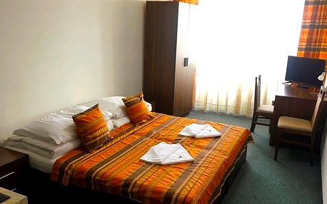 3–4denní wellness pobyt pro 2 se snídaněmi v hotelu Baronka*** v Bratislavě