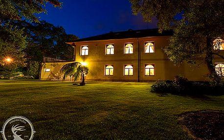Kleopatřiny pivní lázně - luxusní wellness pobyt v Poděbradech na 2 noci pro 2 osoby.