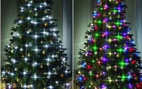 Vánoční LED osvětlení 20 m