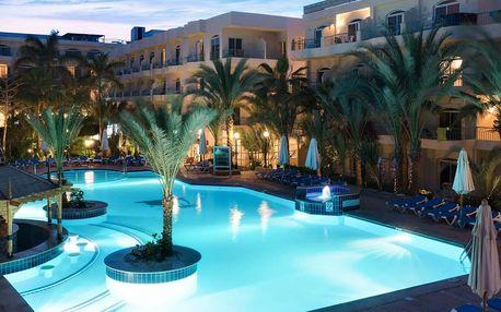 Egypt - Hurghada na 8 až 9 dní, all inclusive s dopravou vratislav nebo katovice přímo na pláži