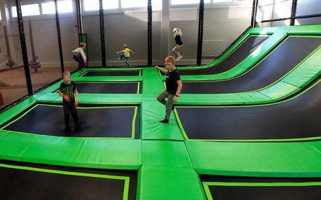 Řádění ve Funparku Letohrad pro dítě i dospělého
