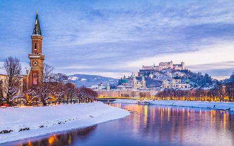 Salzburg blízko historického centra