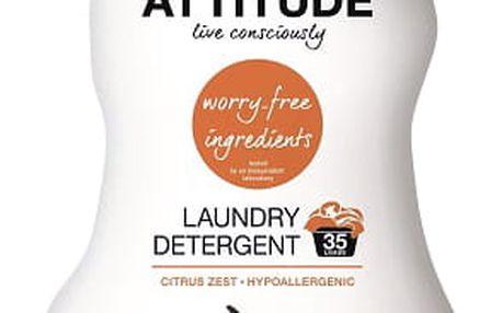 ATTITUDE Prací gel s vůní citronové kůry 1050 ml (35 praní)