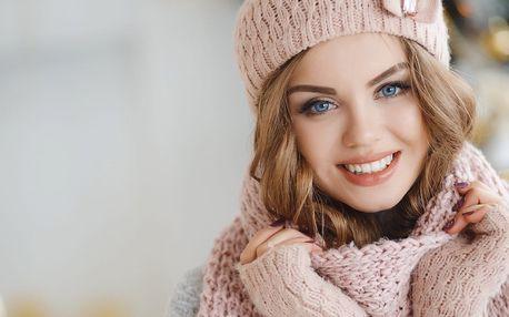 Kompletní kosmetické ošetření pleti dle výběru