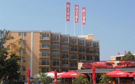 Bulharsko - Slunečné Pobřeží na 8 dní, all inclusive s dopravou vlastní 250 m od pláže