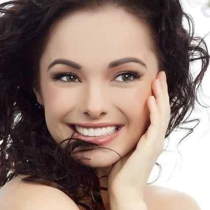 Kosmetické ošetření pleti: 60, 75 nebo 90 minut