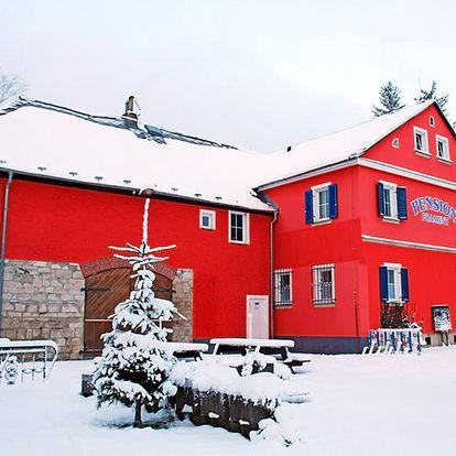 Slavkovský les v západních Čechách v penzionu, nebo chalupě až s 2 dětmi zdarma + na výběr i pobyt přes Vánoce a Silvestr